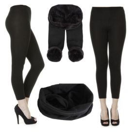 Winter leggings - Invernali Caldi Leggings